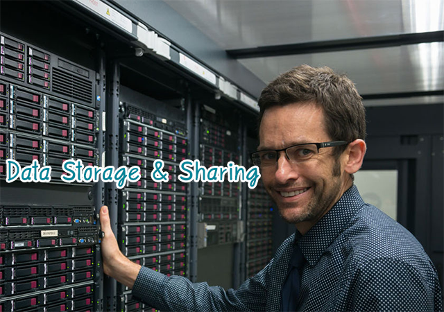 Data Storage Sharing